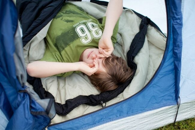 The Best Sleeping Bags for Kids Option