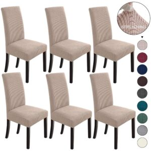 The Best Slipcovers Options: NORTHERN BROTHERS Dining Room Chair Slipcovers