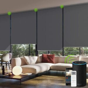 The Best Smart Blinds Options Blackout