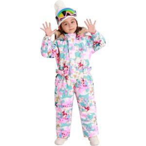 Best Snow Suit For Kids Bluemagic
