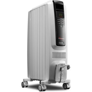 The Best Space Heater Options: De'Longhi 1500W Energy Saving Oil-Filled Radiator