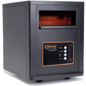 The Best Space Heater Options: AirNmore Comfort Deluxe Infrared Space Heater