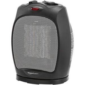 The Best Space Heater Options: AmazonBasics 1500W Oscillating Ceramic Heater
