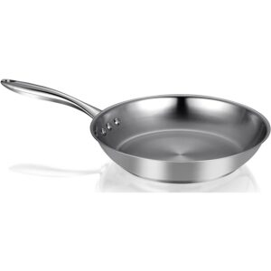 The Best Stainless Steel Frying Pan Options Ozeri