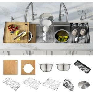 The Best Stainless Steel Sink Options Kore