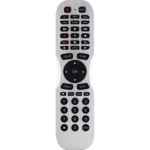 The Best Universal Remotes Options: Philips Universal Remote Control with Smartphone App