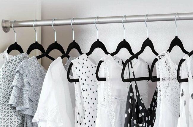 Best Velvet Hangers
