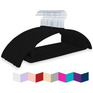The Best Velvet Hangers Options Mizgi