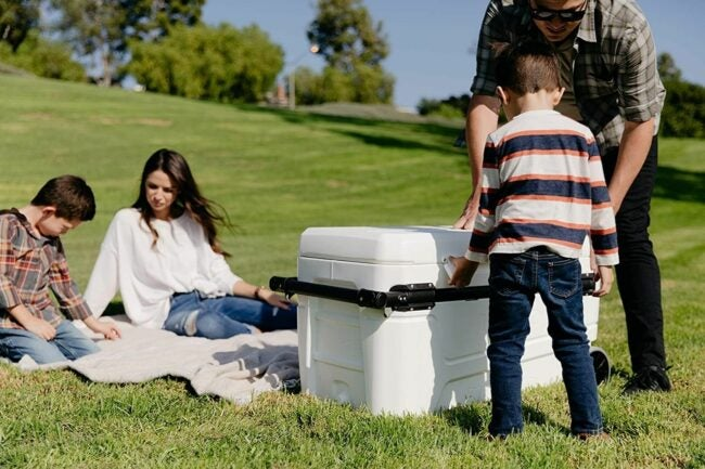 The Best Wheeled Cooler Option