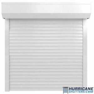The Best Hurricane Shutters Options: Hurricaneshutters.com Rolling Hurricane Shutter