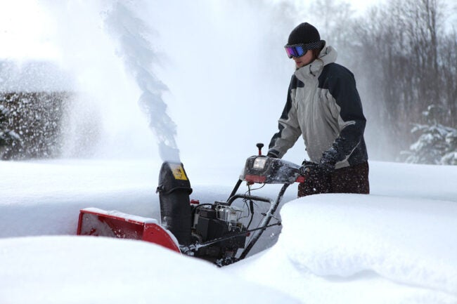 Do I Need a Service for Snow Removal Near Me