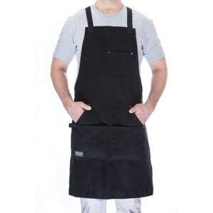 最好的围裙选项:哈德森耐用品 - 专业级厨师围裙
