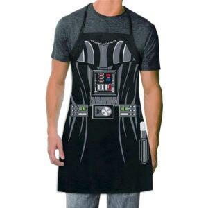 最好的apron选项:icup星球大战 -  Darth Vader成为角色