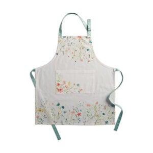 最好的围裙选项:Maison d'赫米米科尔100%棉1件厨房