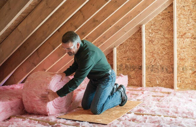The Best Attic Insulation Options