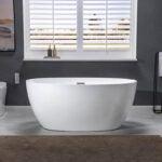 The Best Bathtub Option: WOODBRIDGE B1418-B N-Drain &O Bathtub