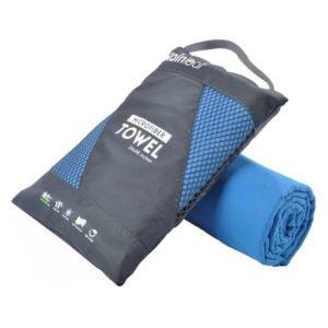 The Best Beach Towel Option: Rainleaf Microfiber Towel