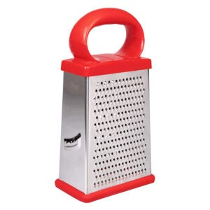 The Best Box Grater Option: Good Cooking Box Cheese Grater w Storage Containers