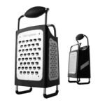 The Best Box Grater Option: Microplane 34006 4-Sided Stainless Steel Ultra-Sharp