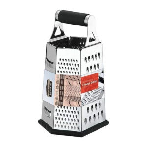 The Best Box Grater Option: Utopia Kitchen Cheese Grater