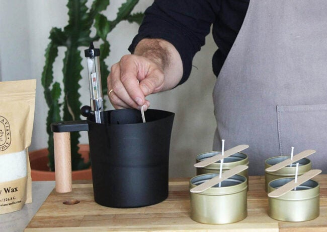 The Best Candle Making Kit Options