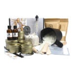 The Best Candle Making Kit Options: Scandinavian Candle Co. Luxury Candle-Making Kit