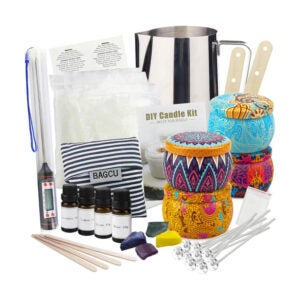 The Best Candle Making Kit Options: YINUO LIGHT Candle-Making Supplies Candle-Making Kit