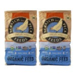 The Best Chicken Feed Option: Scratch and Peck Feeds Naturally Free Organic Layer