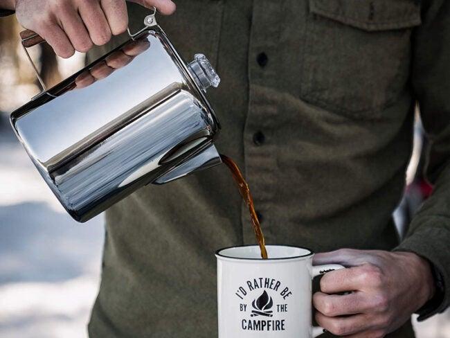 最好的咖啡渗透器选项