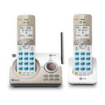 The Best Cordless Phone Options: AT&T DECT 6.0 2-Handset Cordless Phone for Home