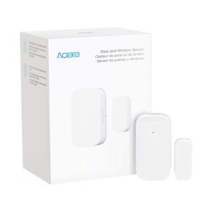 The Best Door and Window Alarm Option: Aqara Door and Window Sensor