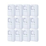 The Best Door and Window Alarm Option: GE Personal Security Window Door, 12-Pack