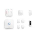 The Best Door and Window Alarm Option: Ring Alarm 8-Piece kit (2nd Gen) with Ring Indoor Cam