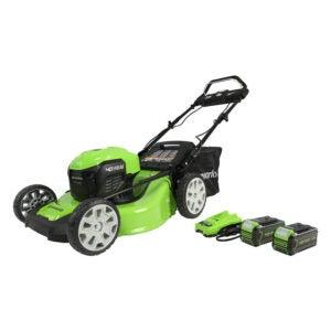 The Best Electric Mower Option: Greenworks 40V