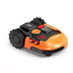 最佳电动割草机选择:Worx WR-150机器人Landroid割草机