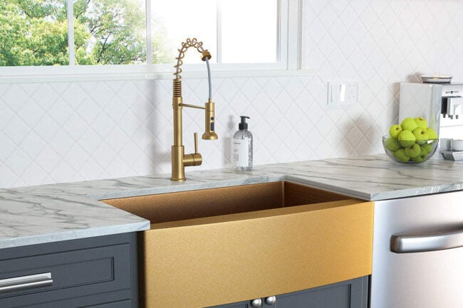 The Best Farmhouse Sink Options