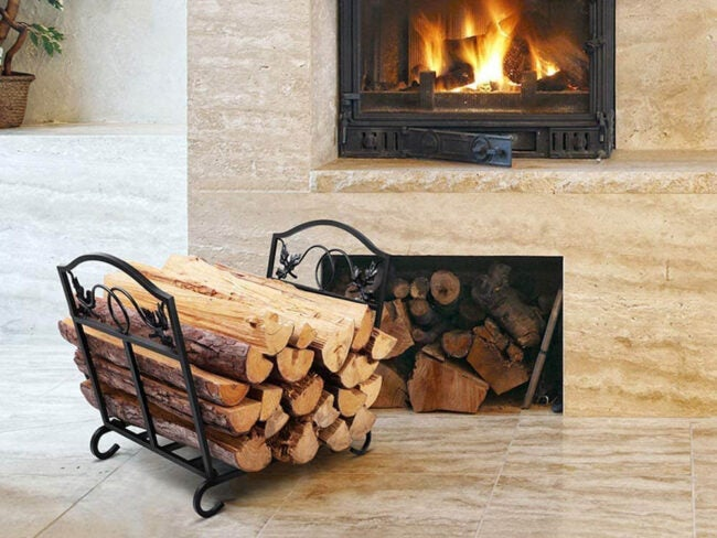 The Best Firewood Rack Options