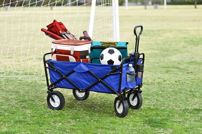 The Best Folding Wagon Options
