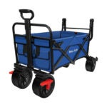 The Best Folding Wagon Option: BEAU JARDIN Folding Wagon Cart