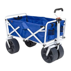 The Best Folding Wagon Option: Mac Sports Heavy Duty Folding All Terrain Wagon