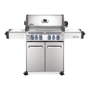 最佳燃气烤架选项:拿破仑威望500 rsib天然气烤架