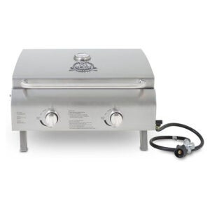 The Best Gas Grill Options: Pit Boss Grills Stainless Steel Portable Grill