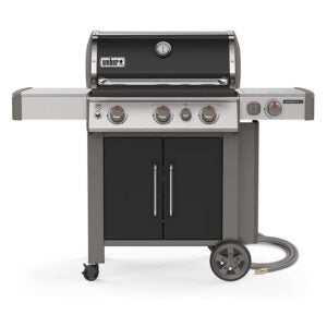 The Best Gas Grill Option: Weber Genesis II 3-Burner Natural Gas Grill
