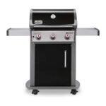 最好的燃气烤架选项:Weber Spirit E-310丙烷煤气烤架