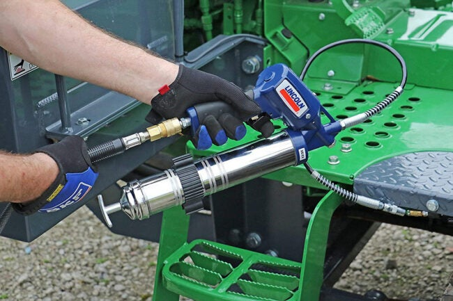 The Best Grease Gun Options