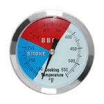The Best Grill Thermometer Options: DOZYANT 3 1 8 Inch Barbecue Grill Temperature Gauge