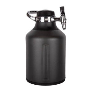 The Best Growler Options: GrowlerWerks uKeg Go Carbonated Growler