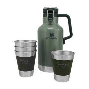 The Best Growler Options: Stanley The Outdoor Growler Gift Set