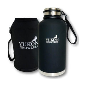 The Best Growler Options: Yukon Growlers Insulated Beer Growler