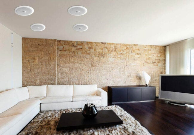 The Best In-Ceiling Speaker Options